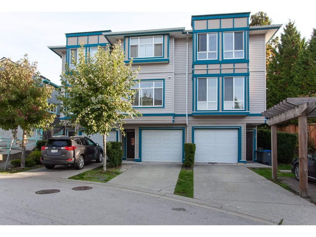 "Main Photo: 20 13899 LAUREL Drive in Surrey: Whalley Townhouse for sale in ""Emerald Gardens"" (North Surrey)  : MLS®# R2308753"