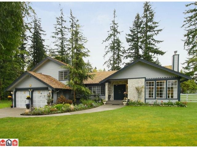 Main Photo: 17178 26A Avenue in Surrey: Grandview Surrey House for sale (South Surrey White Rock)  : MLS® # F1111437