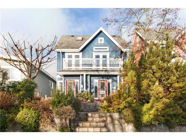 Main Photo: 2039 E 5TH Avenue in Vancouver: Grandview VE House 1/2 Duplex for sale (Vancouver East)  : MLS® # V1040393