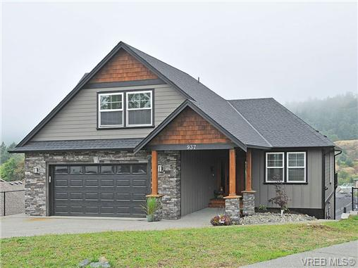 Main Photo: 937 Step Moss Close in VICTORIA: La Happy Valley Single Family Detached for sale (Langford)  : MLS(r) # 334072