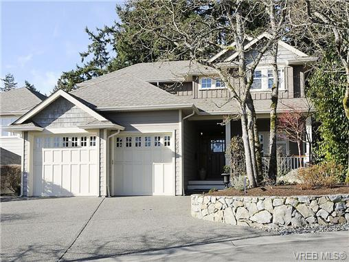 Main Photo: 539 Caselton Place in VICTORIA: SW Royal Oak Single Family Detached for sale (Saanich West)  : MLS(r) # 335892