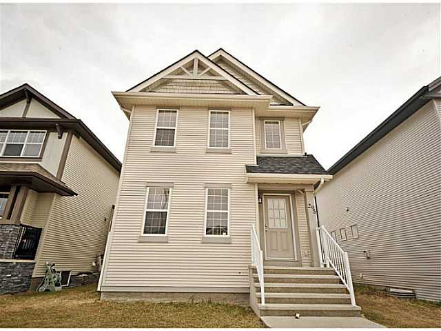 Main Photo: 295 SILVERADO Drive SW in CALGARY: Silverado Residential Detached Single Family for sale (Calgary)  : MLS®# C3612105