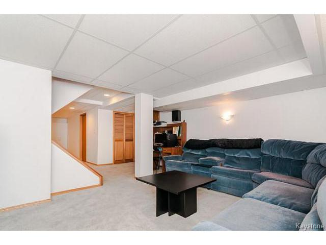 Photo 16: 181 Kildonan Meadow Drive in WINNIPEG: Transcona Residential for sale (North East Winnipeg)  : MLS® # 1412346