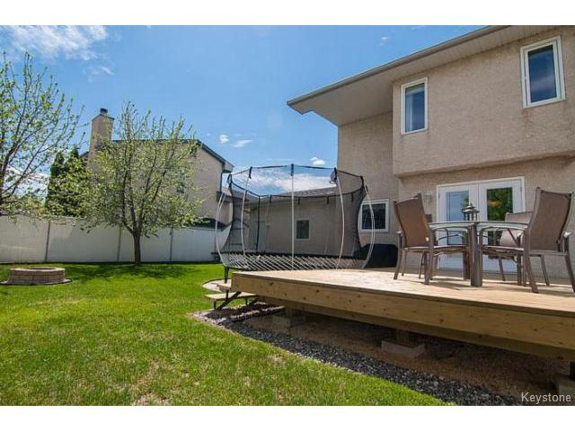 Photo 19: 181 Kildonan Meadow Drive in WINNIPEG: Transcona Residential for sale (North East Winnipeg)  : MLS® # 1412346