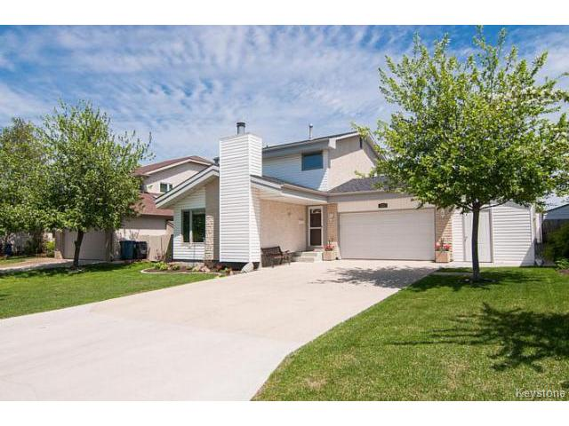 Photo 2: 181 Kildonan Meadow Drive in WINNIPEG: Transcona Residential for sale (North East Winnipeg)  : MLS® # 1412346