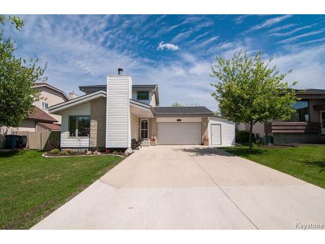 Main Photo: 181 Kildonan Meadow Drive in WINNIPEG: Transcona Residential for sale (North East Winnipeg)  : MLS® # 1412346