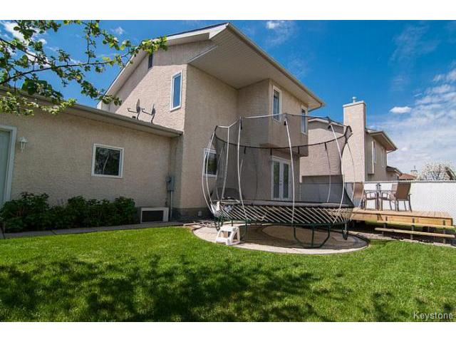 Photo 20: 181 Kildonan Meadow Drive in WINNIPEG: Transcona Residential for sale (North East Winnipeg)  : MLS® # 1412346