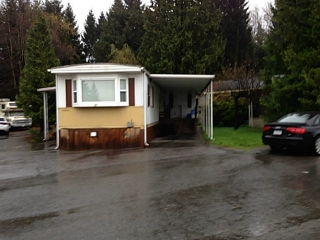 "Main Photo: 21 201 CAYER Street in Coquitlam: Maillardville Manufactured Home for sale in ""WILDWOOD PARK"" : MLS® # V1095259"