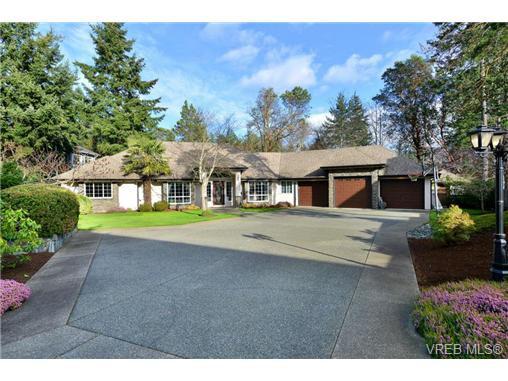 Main Photo: 2477 Prospector Way in VICTORIA: La Florence Lake Single Family Detached for sale (Langford)  : MLS® # 349012