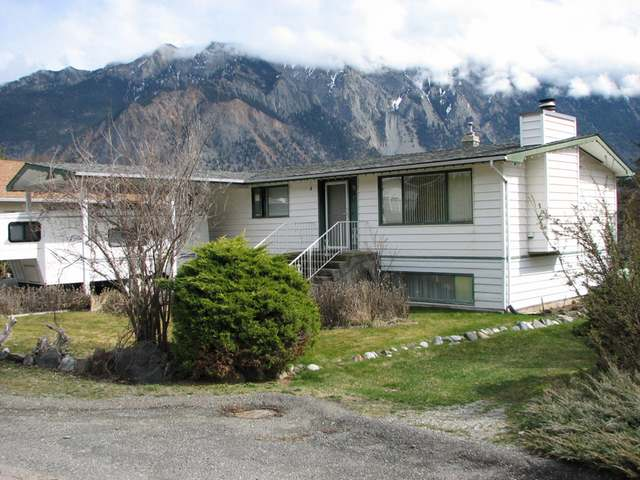 Main Photo: 854 EAGLESON Crescent in : Lillooet House for sale (South West)  : MLS® # 133590