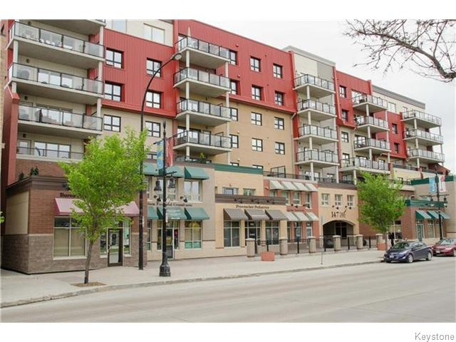 Main Photo: 147 Provencher Boulevard in Winnipeg: St Boniface Condominium for sale (South East Winnipeg)  : MLS®# 1615871
