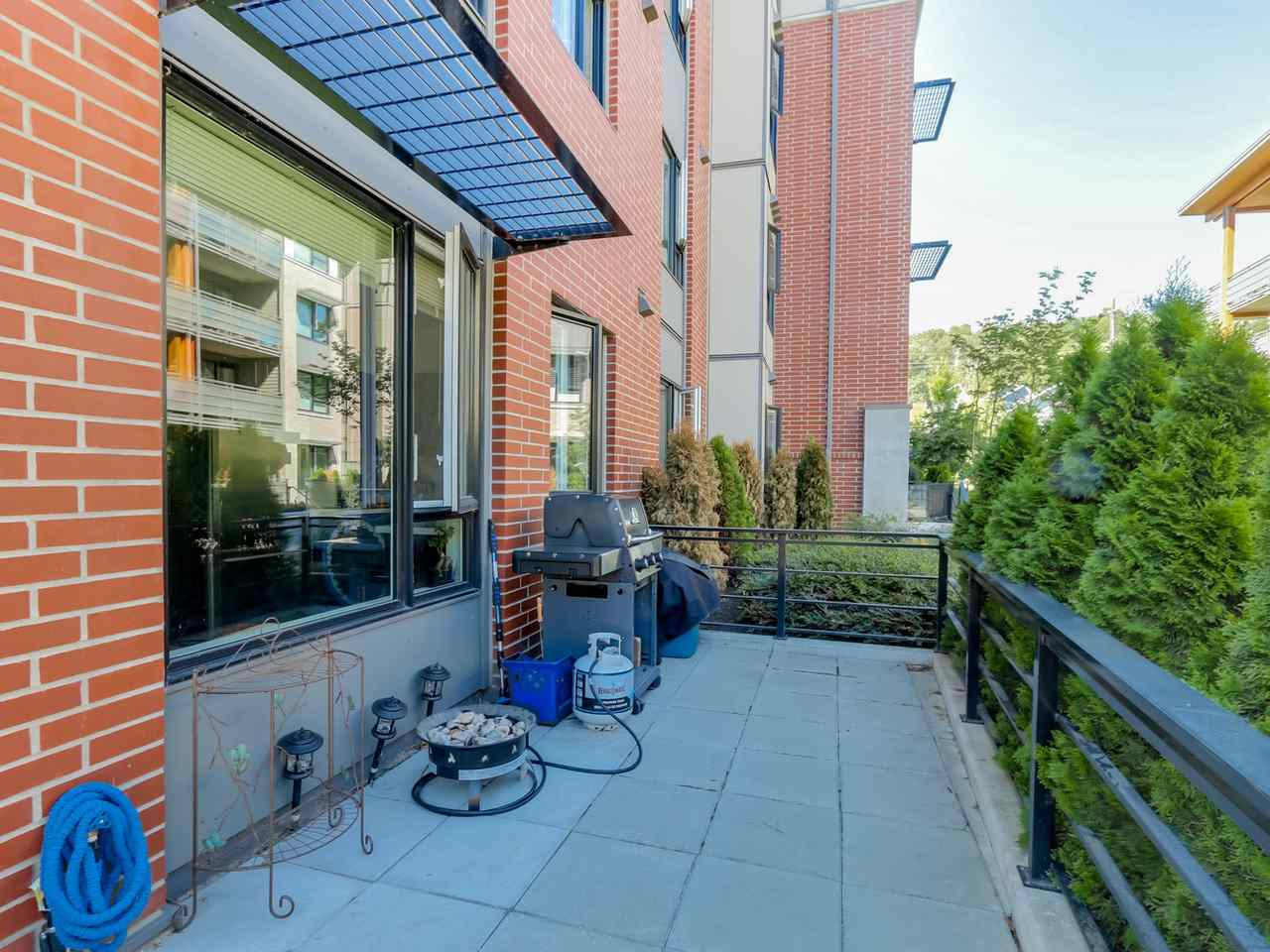 "Photo 15: 109 3133 RIVERWALK Avenue in Vancouver: Champlain Heights Condo for sale in ""NEW WATER"" (Vancouver East)  : MLS(r) # R2085725"