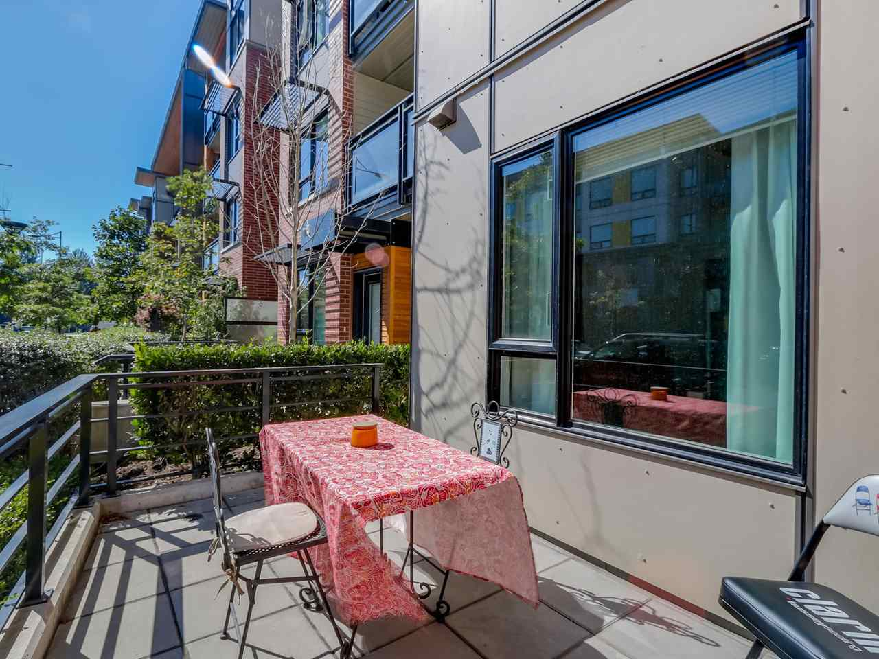 "Photo 19: 109 3133 RIVERWALK Avenue in Vancouver: Champlain Heights Condo for sale in ""NEW WATER"" (Vancouver East)  : MLS(r) # R2085725"
