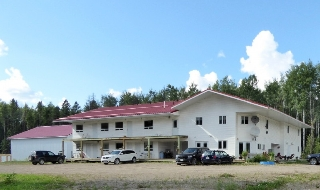 Main Photo: MILE 232 ALASKA HIGHWAY in Fort Nelson: Fort Nelson - Remote House for sale (Fort Nelson (Zone 64))  : MLS®# R2100011