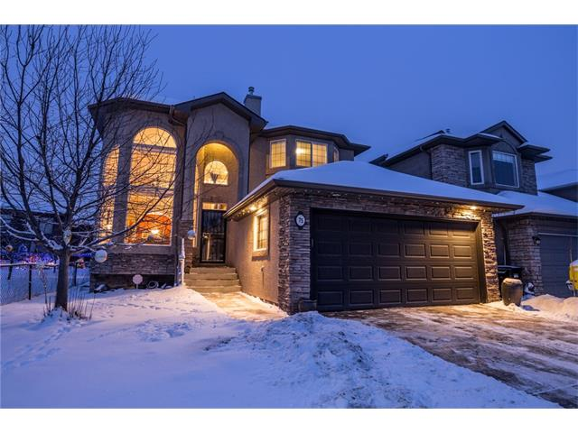 Main Photo: 75 WESTRIDGE Crescent SW in Calgary: West Springs House for sale : MLS® # C4093123