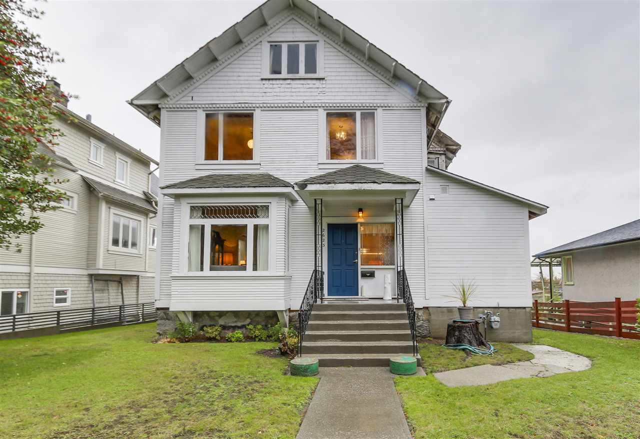 Main Photo: 2623 E 29TH Avenue in Vancouver: Collingwood VE House for sale (Vancouver East)  : MLS® # R2142849