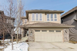 Main Photo: 534 ADAMS Way in Edmonton: Zone 56 House for sale : MLS(r) # E4053342