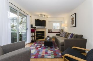 "Main Photo: 204 526 W 13TH Avenue in Vancouver: Fairview VW Condo for sale in ""Sungate"" (Vancouver West)  : MLS(r) # R2148723"