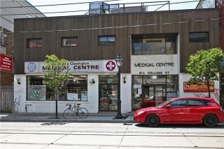 Main Photo: 2nd Flr 815 College Street in Toronto: Palmerston-Little Italy Property for lease (Toronto C01)  : MLS(r) # C3739495
