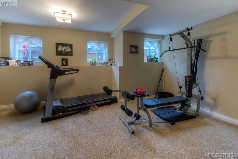 Lower Level Rec Room/Exercise Area (not part of suite)