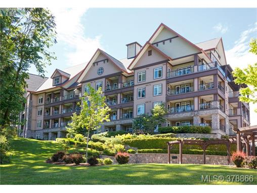 Main Photo: 301 1395 Bear Mountain Parkway in VICTORIA: La Bear Mountain Condo Apartment for sale (Langford)  : MLS(r) # 378866
