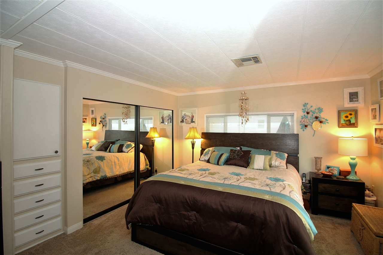 Photo 13: CARLSBAD WEST Manufactured Home for sale : 2 bedrooms : 7021 San Bartolo #40 in Carlsbad
