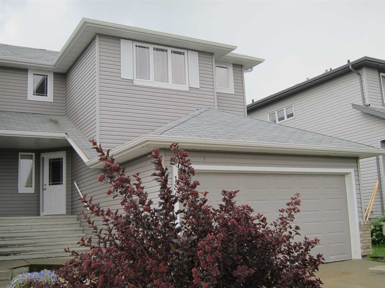 Main Photo: 186 BROOKVIEW Way: Stony Plain House Half Duplex for sale : MLS® # E4076869