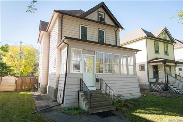Main Photo: 16 Fawcett Avenue in Winnipeg: Wolseley Residential for sale (5B)  : MLS®# 1725237