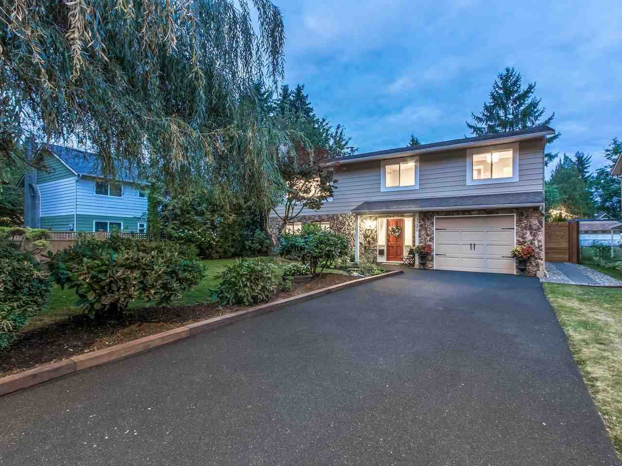 Main Photo: 3240 LANCASTER Street in Port Coquitlam: Central Pt Coquitlam House for sale : MLS®# R2209156