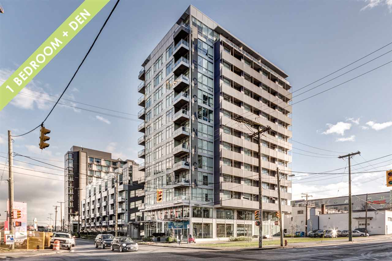 Main Photo: 806 108 E 1ST AVENUE in Vancouver: Mount Pleasant VE Condo for sale (Vancouver East)  : MLS® # R2199007