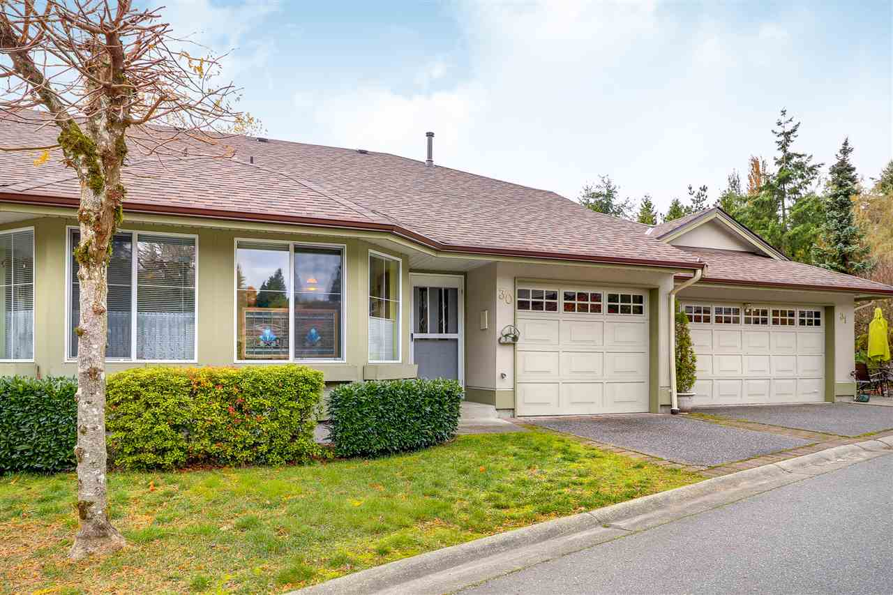 Main Photo: 30 22740 116 Avenue in Maple Ridge: East Central Townhouse for sale : MLS®# R2220079