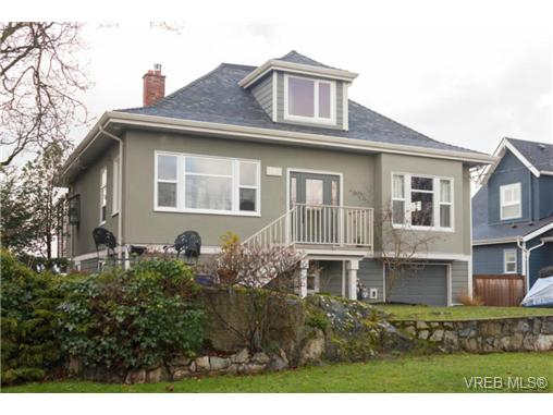 Main Photo: 482 Nelson Street in VICTORIA: Es Esquimalt Single Family Detached for sale (Esquimalt)  : MLS® # 358964