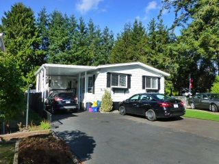 "Main Photo: 31 2305 200 Street in Langley: Brookswood Langley Manufactured Home for sale in ""Cedar Lane"" : MLS® # R2223523"