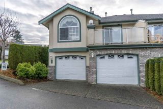 "Main Photo: 39 32777 CHILCOTIN Drive in Abbotsford: Central Abbotsford Townhouse for sale in ""Cartier Heights"" : MLS® # R2227792"
