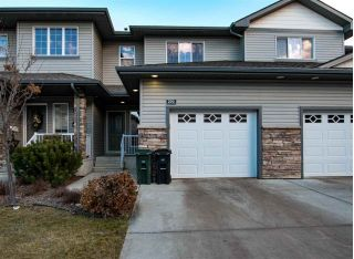 Main Photo: 229 41 SUMMERWOOD Boulevard: Sherwood Park Townhouse for sale : MLS® # E4091010