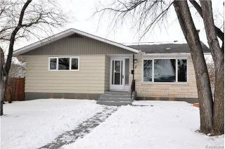 Main Photo: 11 Pitcairn Place in Winnipeg: Windsor Park Residential for sale (2G)  : MLS® # 1802937