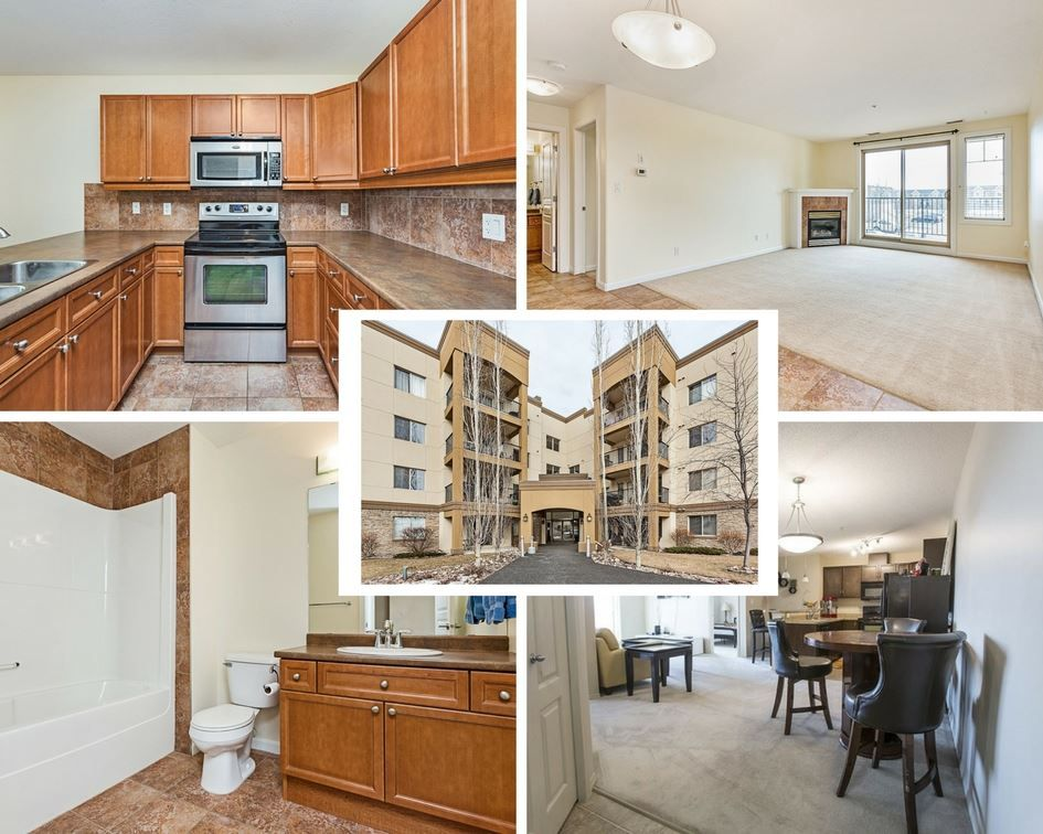 Main Photo: 237 400 Palisades Way: Sherwood Park Condo for sale : MLS®# E4104369