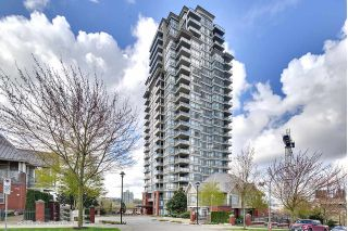 "Main Photo: 1405 4132 HALIFAX Street in Burnaby: Brentwood Park Condo for sale in ""MARQUISE GRANDE"" (Burnaby North)  : MLS®# R2258176"