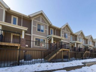 Main Photo: 702 401 Palisades Way: Sherwood Park Townhouse for sale : MLS®# E4106446