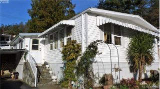 Main Photo: 33 2587 Selwyn Road in VICTORIA: La Mill Hill Manu Double-Wide for sale (Langford)  : MLS®# 400986