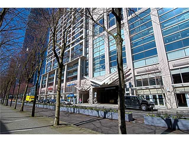 "Main Photo: 201 933 HORNBY Street in Vancouver: Downtown VW Condo for sale in ""ELECTRIC AVENUE"" (Vancouver West)  : MLS®# V880001"
