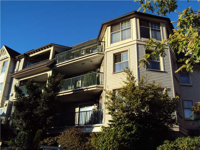 "Main Photo: 201 215 12TH Street in New Westminster: Uptown NW Condo for sale in ""DISCOVERY REACH"" : MLS(r) # V908912"
