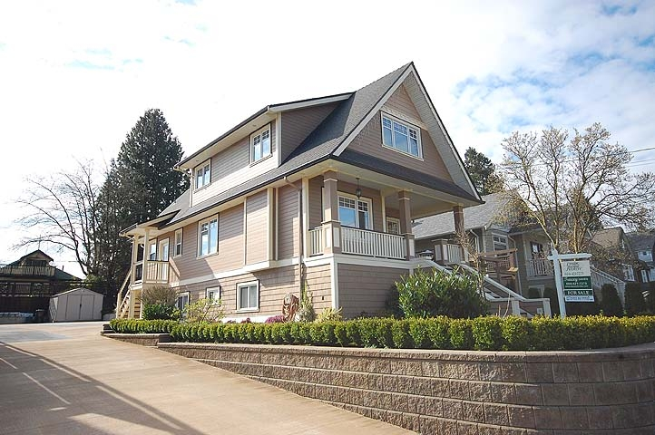 "Main Photo: 214 6TH Avenue in New Westminster: Queens Park House for sale in ""QUEEN'S PARK"" : MLS® # V926048"