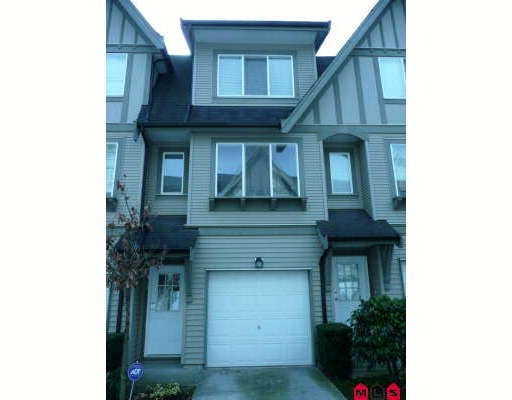 Main Photo: 29 8775 161 Street in : Fleetwood Townhouse for sale (Surrey)  : MLS® # F2806568