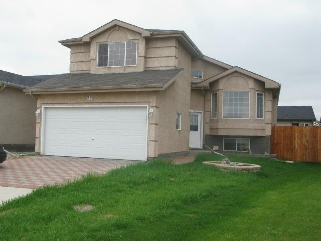 Main Photo: 23 Sovereign Cove in WINNIPEG: West Kildonan / Garden City Single Family Detached for sale (North West Winnipeg)  : MLS® # 1310834