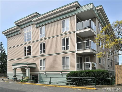Main Photo: 401 649 Bay Street in VICTORIA: Vi Downtown Condo Apartment for sale (Victoria)  : MLS® # 331178