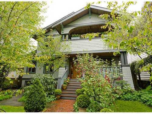 Main Photo: 4338 11TH Ave W in Vancouver West: Point Grey Home for sale ()  : MLS(r) # V951171