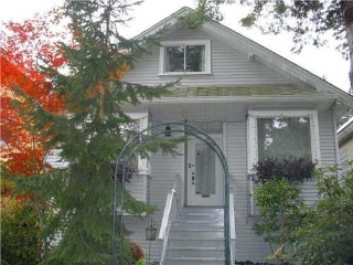 Main Photo: 5981 HOLLAND Street in Vancouver West: Southlands Home for sale ()  : MLS®# V977206