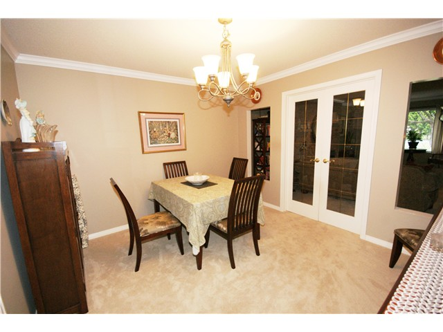 Photo 4: 9540 PATTERSON Road in Richmond: West Cambie House 1/2 Duplex for sale : MLS® # V1070788
