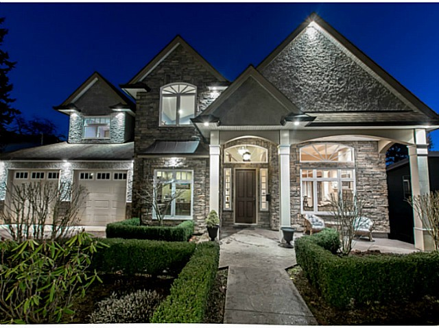Main Photo: 2226 GALE Avenue in Coquitlam: Central Coquitlam House for sale : MLS®# V1110206